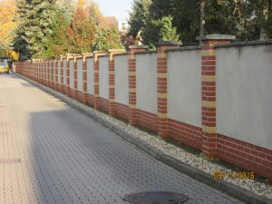 Friedhofsmauer Döllnitz