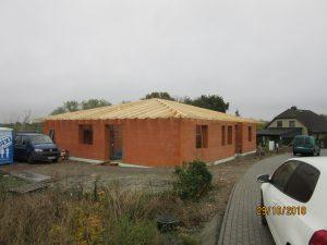 Neubau Bungalowhaus