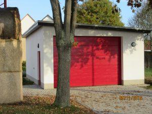Neubau Garage Freiwillige Feuerwehr