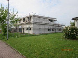 Neubau Wohn und Geschäftshaus (2)