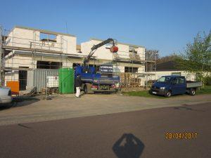 Neubau Wohn und Geschäftshaus